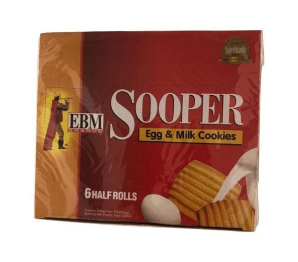 Picture of EBM SOOPER BISCUIT (EGG & MILK COOKIES)