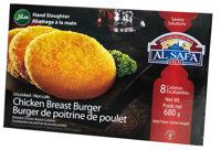 Picture of AL SAFA CHICKEN BREAST BURGER