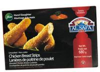 Picture of AL SAFA CHICKEN BREAST STRIPS