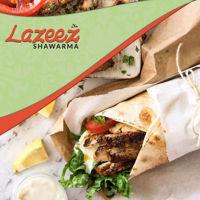 "Picture of 12"" Chicken Shawarma Wrap"