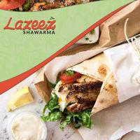 "Picture of 12"" Lazeez Special Wrap"
