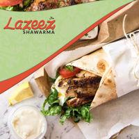 "Picture of 8"" Lazeez Special Wrap"