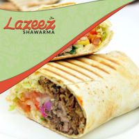 """Picture of 8"""" Mix Shawarma Wrap"""