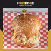 Picture of Cheeseburger (5 oz)