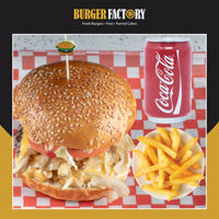 Picture of Cheeseburger Combo