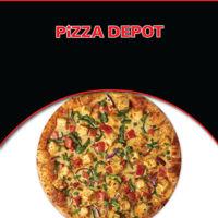 """Picture of 12"""" Medium Tandoori Paneer Pizza"""