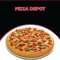 "Picture of 12"" Medium Chicken Deluxe Pizza"
