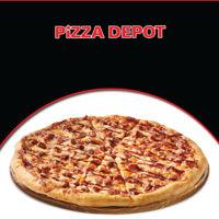 """Picture of 12"""" Medium Tandoori Chicken Pizza"""