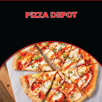 "Picture of 12"" Medium Buffalo Chicken Pizza"