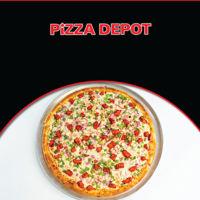 "Picture of 12"" Medium BBQ Chicken Pizza"