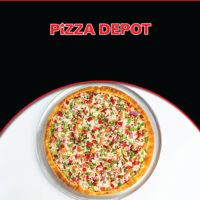 """Picture of 12"""" Medium Canadian Veggie Pizza"""