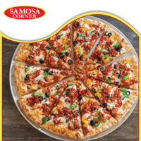 Picture of Two Large Pizzas and Wings (12 pcs) Deal