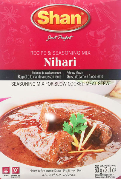 Picture of SHAN NIHARI CURRY SPICE MIX [60 g]