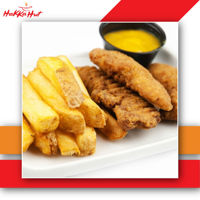 Picture of Chicken Fingers with French Fries