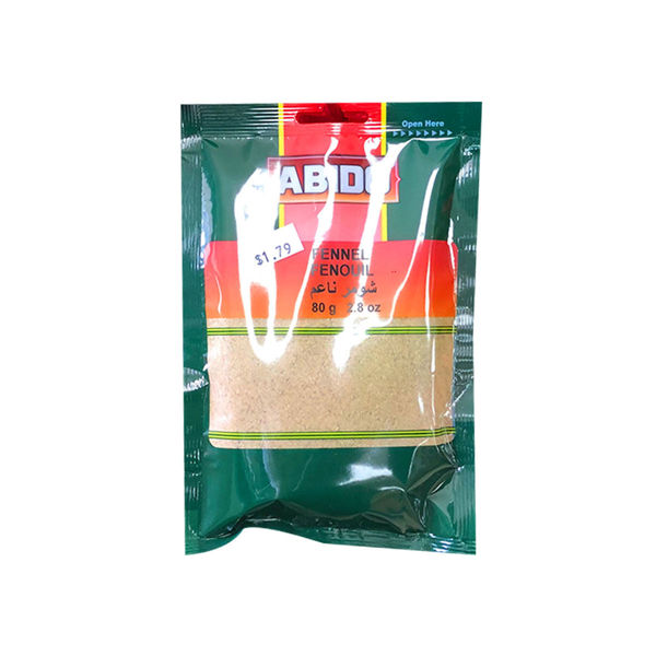 Picture of ABIDO FENNEL FENOUIL [80 g]