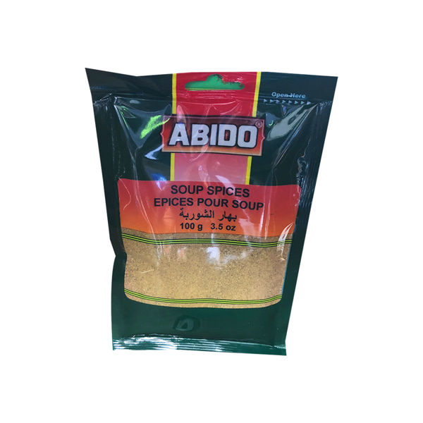 Picture of ABIDO SOUP SPICES [100 g]