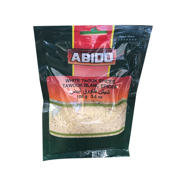 Picture of ABIDO WHITE TAOUK SPICES [100 g]