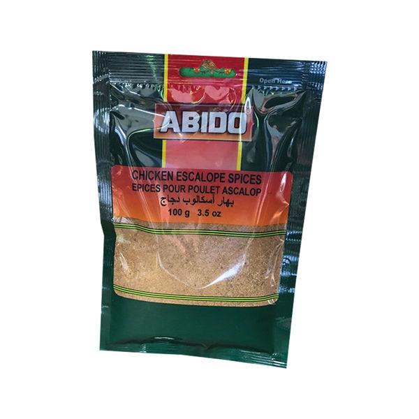 Picture of ABIDO CHICKEN ESCALOPE SPICES [100 g]