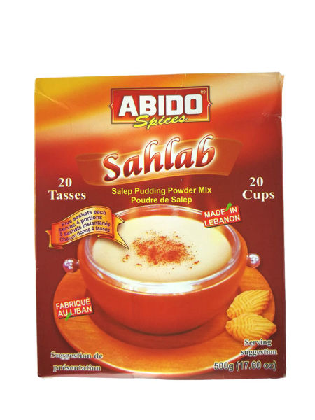 Picture of ABIDO SAHLAB [500 g]