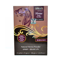 Picture of HEMANI HENNA BURGUNDY [100 g]