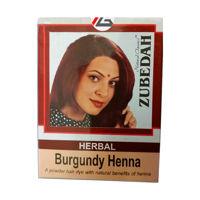 Picture of ZUBEDHA HERBAL BURGUNDY HENNA [60 g]