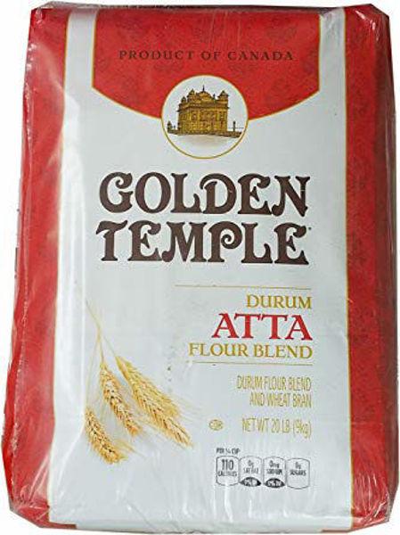 Picture of GOLDEN TEMPLE FLOUR BLEND ATTAGOLDEN TEMPLE FLOUR BLEND ATTA