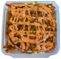 Picture of Beef Shawarma Poutine