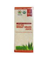Picture of Aloe Vera Wheat Grass Juice