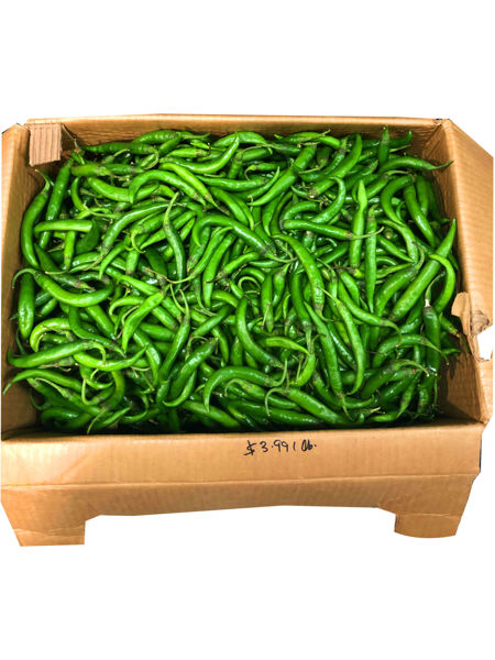 Picture of Green Chilli [1 lb]
