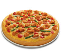 Picture of BUTTER CHICKEN PIZZA