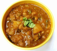 Picture of Chana Aloo