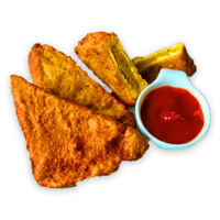 Picture of Bread Pakora (1 pc)