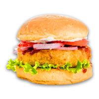 Picture of Aloo Tikki Burger