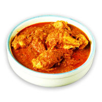 Picture of Achari Chicken Curry